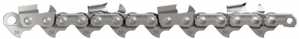 "Oregon Sägekette PowerCut Vollmeißel .404"", 1,6 mm, 84 TG"