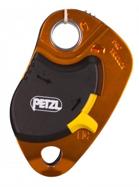 Petzl Seilrolle Pro Traxion – EN 567