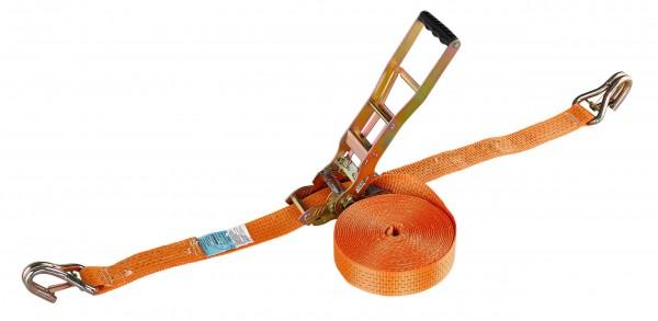 Spanngurt für Rundholztransport, DIN EN 12195-2