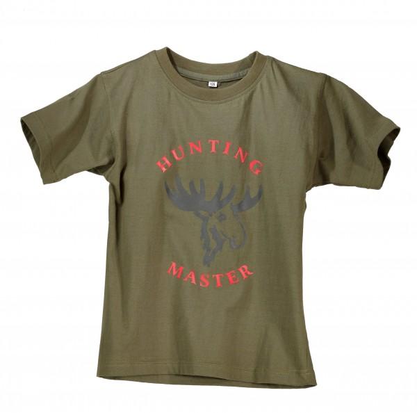 Hubertus Kinder-T-Shirt Hunting Master